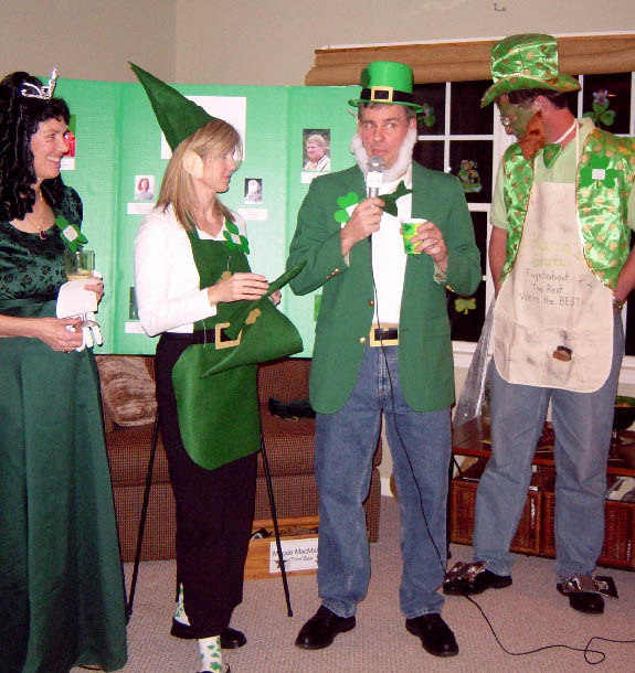 A photo from Normans The Luck Of The Irish party