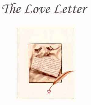 The Love Letter invite