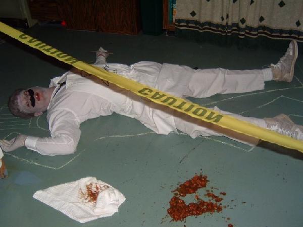 murder party victim