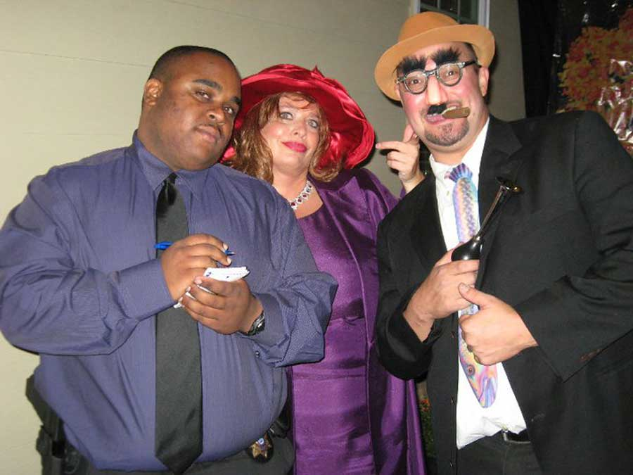 Groucho and others