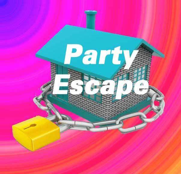Escape room invitation image